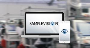 SampleVision 2.0 Mobile App